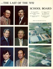 Page 7, 1979 Edition, Buckeye Union High School - Falcon Yearbook (Buckeye, AZ) online yearbook collection