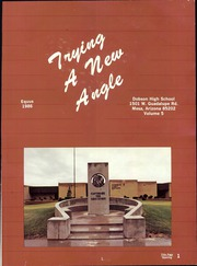 Page 3, 1986 Edition, Dobson High School - Equus Yearbook (Mesa, AZ) online yearbook collection