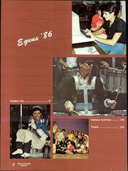 Page 4, 1986 Edition, Dobson High School - Equus Yearbook (Mesa, AZ) online yearbook collection