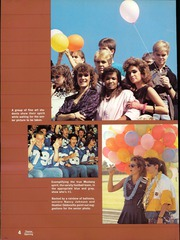 Page 6, 1986 Edition, Dobson High School - Equus Yearbook (Mesa, AZ) online yearbook collection