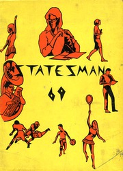 1969 Edition, Carl Hayden High School - Statesman Yearbook (Phoenix, AZ)