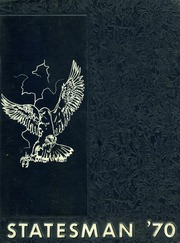 1970 Edition, Carl Hayden High School - Statesman Yearbook (Phoenix, AZ)