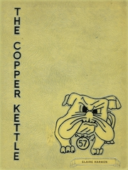 Page 1, 1957 Edition, Douglas High School - Copper Kettle Yearbook (Douglas, AZ) online yearbook collection