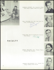 Page 15, 1957 Edition, Douglas High School - Copper Kettle Yearbook (Douglas, AZ) online yearbook collection