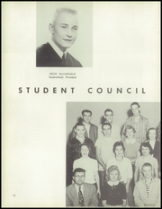 Page 16, 1957 Edition, Douglas High School - Copper Kettle Yearbook (Douglas, AZ) online yearbook collection