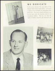Page 7, 1957 Edition, Douglas High School - Copper Kettle Yearbook (Douglas, AZ) online yearbook collection