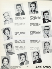 Page 12, 1962 Edition, Douglas High School - Copper Kettle Yearbook (Douglas, AZ) online yearbook collection