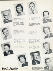Page 13, 1962 Edition, Douglas High School - Copper Kettle Yearbook (Douglas, AZ) online yearbook collection
