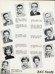 Page 14, 1962 Edition, Douglas High School - Copper Kettle Yearbook (Douglas, AZ) online yearbook collection