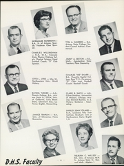 Page 15, 1962 Edition, Douglas High School - Copper Kettle Yearbook (Douglas, AZ) online yearbook collection
