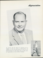 Page 9, 1962 Edition, Douglas High School - Copper Kettle Yearbook (Douglas, AZ) online yearbook collection