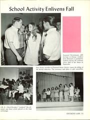 Page 17, 1969 Edition, Douglas High School - Copper Kettle Yearbook (Douglas, AZ) online yearbook collection
