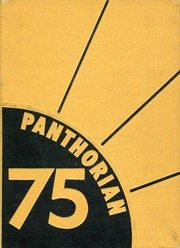 1975 Edition, Maryvale High School - Panthorian Yearbook (Phoenix, AZ)