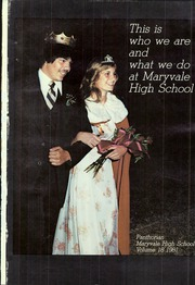 Page 5, 1981 Edition, Maryvale High School - Panthorian Yearbook (Phoenix, AZ) online yearbook collection