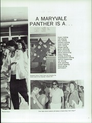 Page 11, 1986 Edition, Maryvale High School - Panthorian Yearbook (Phoenix, AZ) online yearbook collection