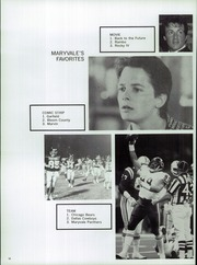 Page 14, 1986 Edition, Maryvale High School - Panthorian Yearbook (Phoenix, AZ) online yearbook collection