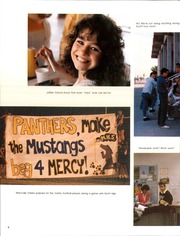 Page 10, 1987 Edition, Maryvale High School - Panthorian Yearbook (Phoenix, AZ) online yearbook collection