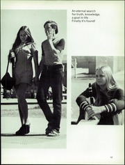 Page 17, 1973 Edition, Paradise Valley High School - Trojan Yearbook (Phoenix, AZ) online yearbook collection