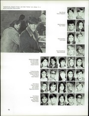 Page 74, 1973 Edition, Paradise Valley High School - Trojan Yearbook (Phoenix, AZ) online yearbook collection