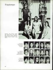 Page 78, 1973 Edition, Paradise Valley High School - Trojan Yearbook (Phoenix, AZ) online yearbook collection