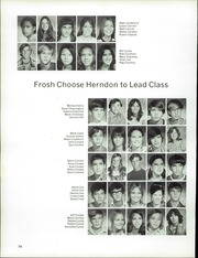 Page 80, 1973 Edition, Paradise Valley High School - Trojan Yearbook (Phoenix, AZ) online yearbook collection