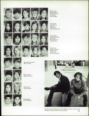 Page 83, 1973 Edition, Paradise Valley High School - Trojan Yearbook (Phoenix, AZ) online yearbook collection