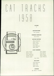 Page 5, 1958 Edition, Central High School - Centralian Yearbook (Phoenix, AZ) online yearbook collection