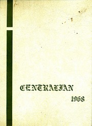 Page 1, 1968 Edition, Central High School - Centralian Yearbook (Phoenix, AZ) online yearbook collection
