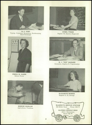 Page 12, 1954 Edition, Prescott High School - Hassayamper Yearbook (Prescott, AZ) online yearbook collection
