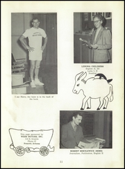Page 15, 1954 Edition, Prescott High School - Hassayamper Yearbook (Prescott, AZ) online yearbook collection