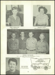 Page 16, 1954 Edition, Prescott High School - Hassayamper Yearbook (Prescott, AZ) online yearbook collection