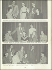 Page 17, 1954 Edition, Prescott High School - Hassayamper Yearbook (Prescott, AZ) online yearbook collection
