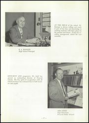 Page 11, 1955 Edition, Prescott High School - Hassayamper Yearbook (Prescott, AZ) online yearbook collection
