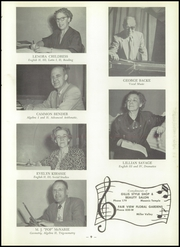 Page 13, 1955 Edition, Prescott High School - Hassayamper Yearbook (Prescott, AZ) online yearbook collection