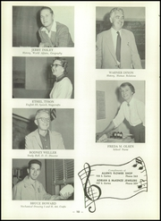 Page 14, 1955 Edition, Prescott High School - Hassayamper Yearbook (Prescott, AZ) online yearbook collection