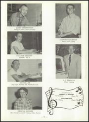 Page 15, 1955 Edition, Prescott High School - Hassayamper Yearbook (Prescott, AZ) online yearbook collection