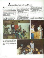 Page 10, 1985 Edition, Cortez High School - Cortesians Yearbook (Phoenix, AZ) online yearbook collection