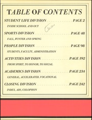 Page 3, 1985 Edition, Cortez High School - Cortesians Yearbook (Phoenix, AZ) online yearbook collection