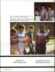 Page 6, 1985 Edition, Cortez High School - Cortesians Yearbook (Phoenix, AZ) online yearbook collection