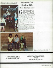 Page 7, 1985 Edition, Cortez High School - Cortesians Yearbook (Phoenix, AZ) online yearbook collection