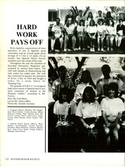 Page 124, 1988 Edition, Cortez High School - Cortesians Yearbook (Phoenix, AZ) online yearbook collection