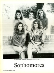 Page 184, 1988 Edition, Cortez High School - Cortesians Yearbook (Phoenix, AZ) online yearbook collection
