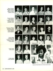 Page 186, 1988 Edition, Cortez High School - Cortesians Yearbook (Phoenix, AZ) online yearbook collection