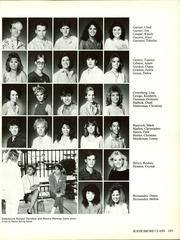 Page 189, 1988 Edition, Cortez High School - Cortesians Yearbook (Phoenix, AZ) online yearbook collection