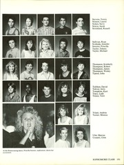 Page 195, 1988 Edition, Cortez High School - Cortesians Yearbook (Phoenix, AZ) online yearbook collection