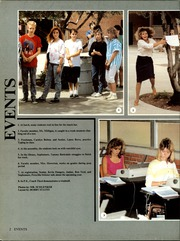 Page 6, 1988 Edition, Cortez High School - Cortesians Yearbook (Phoenix, AZ) online yearbook collection
