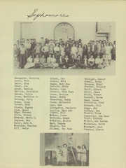 Page 61, 1947 Edition, Coolidge High School - President Yearbook (Coolidge, AZ) online yearbook collection