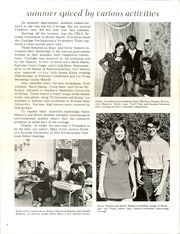 Page 12, 1972 Edition, Coolidge High School - President Yearbook (Coolidge, AZ) online yearbook collection