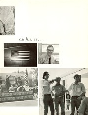 Page 7, 1972 Edition, Coolidge High School - President Yearbook (Coolidge, AZ) online yearbook collection