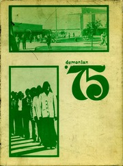 1975 Edition, Greenway High School - Demonian Yearbook (Phoenix, AZ)